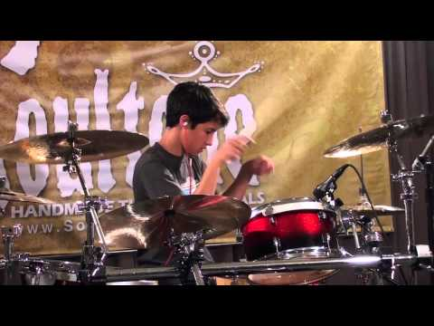 Deuces   Chris Brown feat  Tyga and Kevin McCall drum cover by Max Nudi