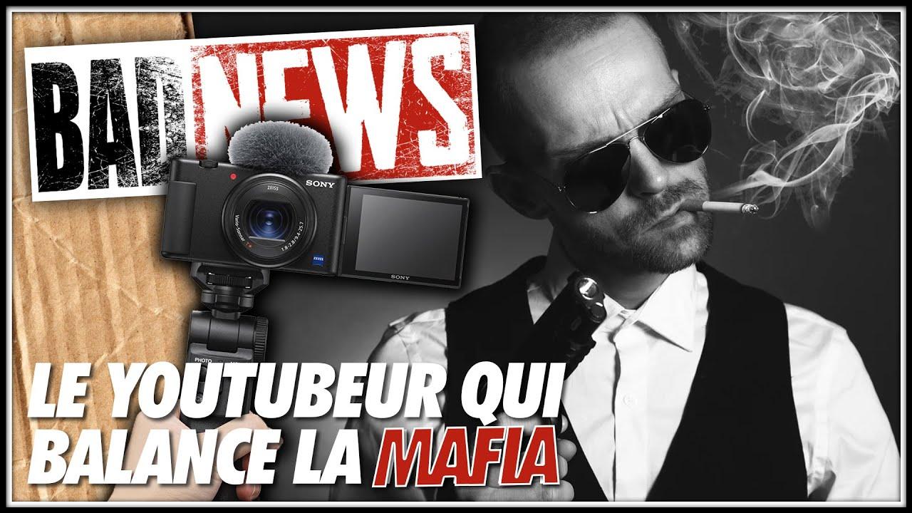 Download BADNEWS #136 Le Youtuber que la MAFIA veut tuer