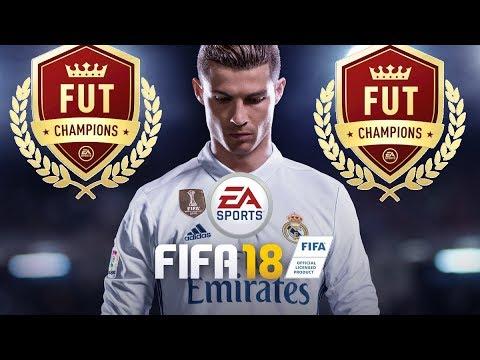 FIFA 18 FUT CHAMPS – JAK USPRAWNIĆ RANKING?!