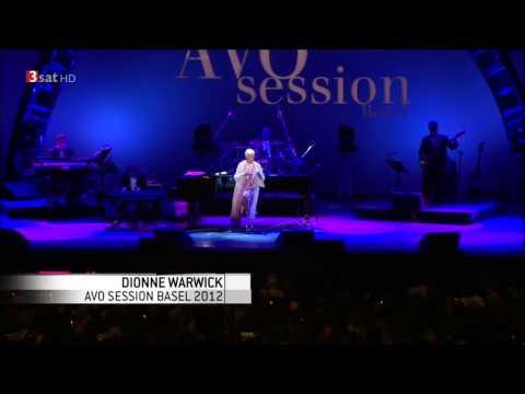 Dionne Warwick - AVO Session 2012