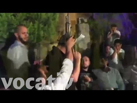 Celebratory AK-47 Gunfire Goes Very Wrong At A Lebanese Wedding