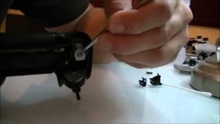 Video A B C D E F : Maintaining R1 L1 R2 L2 Buttons and the Conductive Rubber Pad