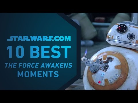 Best Star Wars: The Force Awakens Moments   The StarWars.com 10