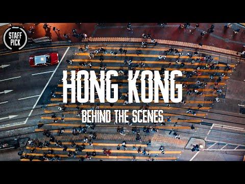Magic of Hong Kong: Behind the scenes. Timelab.pro