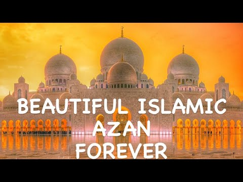 Islamic Azan , Beautiful Azan , Sheikh Zayed Grand Mosque azan time , Morning Azan, Awesome azan