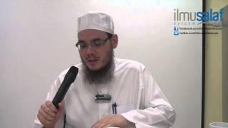 Ustaz Idris Sulaiman - Tidak Diwajibkan Berdiri & Menghadap Kiblat Ketika Solat Sunat