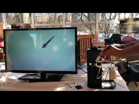 Utah Telerobotics Human Interface for Virtual and Teleoperated Eye Surgery