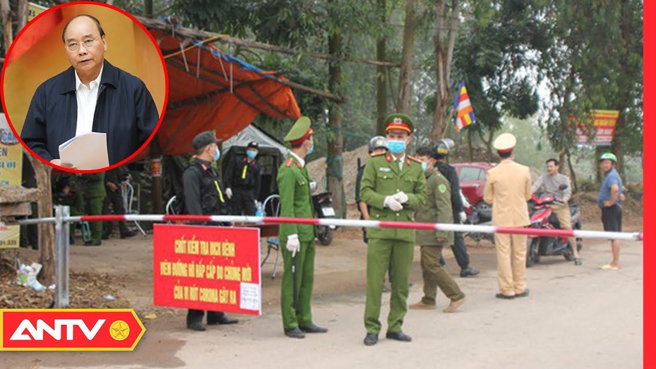 Thủ tướng Chính phủ gửi thư khen ngợi Lực lượng Công an trong phòng chống Covid-19 | ANTV