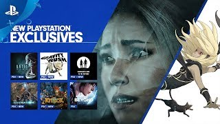 Ps Exclusives - January 2018 Playstation Now Update | Ps4 & Pc