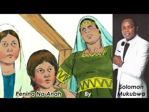 Solomon Mukubwa Penina Na Anah New Music 2017