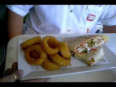 FoodTube.net, Bar & Grill, Palace Bar, Miami Beach, FL