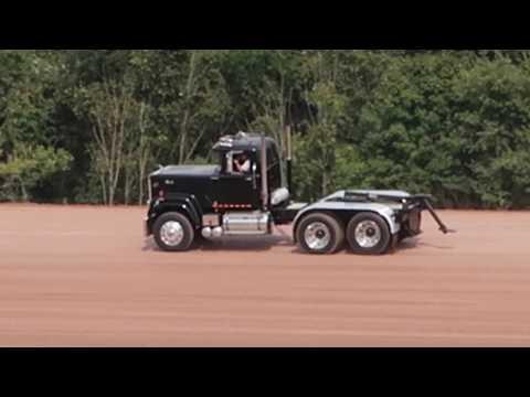 Road Trip Lernerville Speedway Pa Truck Pulls V-8 Mack Sarver 8-27-17
