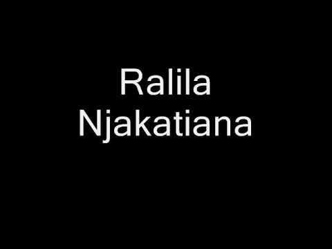 Ralila Njakatiana