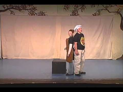 Into the Woods, Jr. - It Takes Two (Choreography, MTI re-upload)
