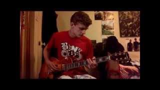Crazy Bitch - Buckcherry (guitar cover)