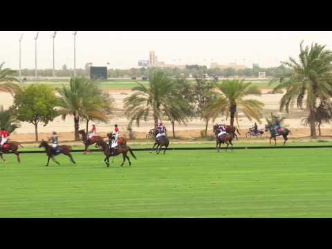 Abu Dhabi VS Bin Drai Emirates Open Polo Championship 2015