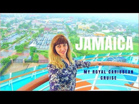 Jamaica Falmouth Port, Something Went Wrong! Royal Caribbean Cruise VLOG