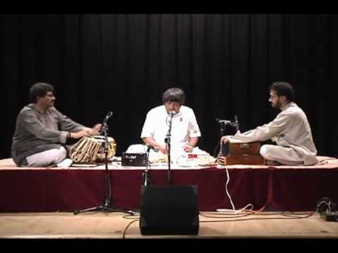 Raag Bhairavi (taraana) - Pt. Ganapati Bhat Hasanagi