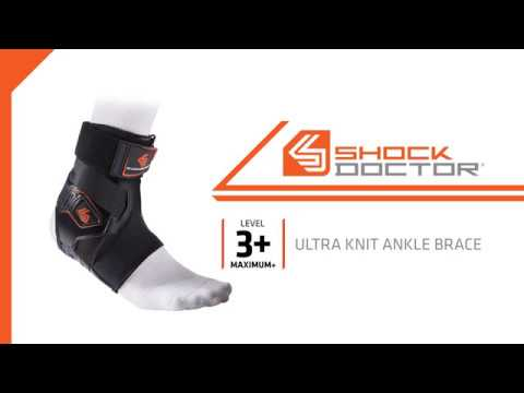 bb8b23a75c Shock Doctor – How to Fit Bio-Logix Ankle Brace (SD2055) - YouTube