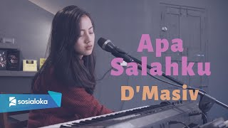 APA SALAHKU ( D'MASIV ) - MICHELA THEA COVER
