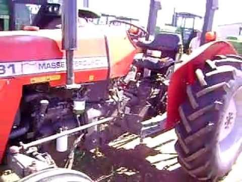 Tractor Massey Ferguson 231