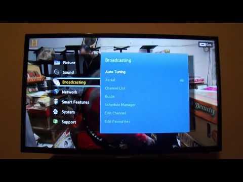 SlimFlix For Samsung Smart TV D/E/F Series - TV Server Install Guide