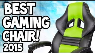 Best Gaming Chair UNBOXING & REVIEW! (Arozzi Monza)