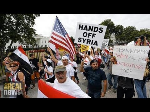 TRNN Debate: Is Humanitarian Intervention in Syria Justified?