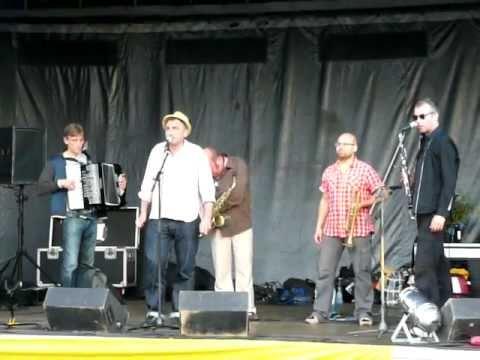 Amsterdam Klezmer Band - 08 Limonchiki - Kootwijk, 2011