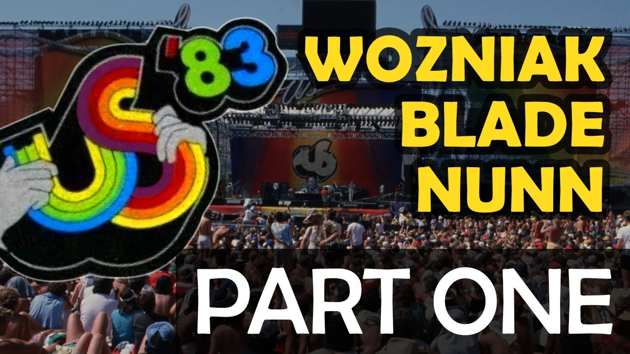 US Festival - 37th Anniversary Interview with Steve Wozniak, Richard Blade and Terri Nunn (Part 1)