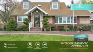 Hicksville home for sale Bethpage School District. Presented by Long Island Top Agent Paul Perrone.