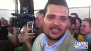capriles discute con reporte de vtv y dice que solo responder preguntas en vivo