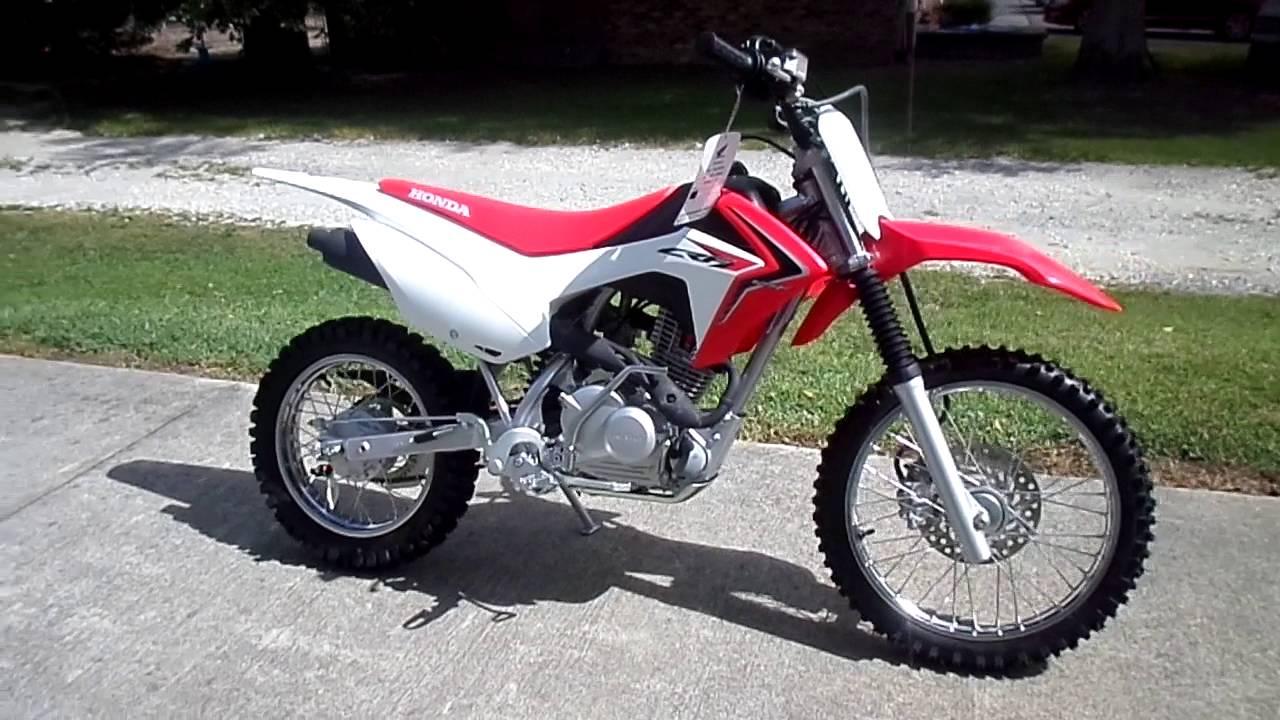 Honda CRF®125F