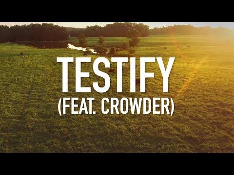 Testify (feat. Crowder) - [Lyric Video] Social Club Misfits
