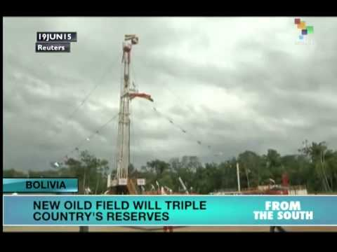 Bolivia: New Oil Discoveries to Triple Country's Reserves