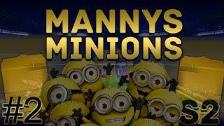 FIFA 14 NEXT GEN - MANNY'S MINIONS S2 - EP #2 - ARTEAGA IS A THEIF!!!