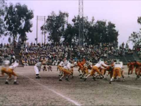 1949 Raisin Bowl - Colorado A&M 20 - Occidental 21
