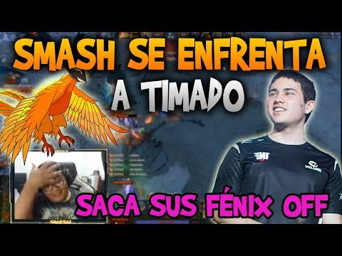 SMASH SACA FÉNIX OFF VS TIMADO!! | DOTA 2 thumbnail