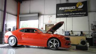 Performance Autosport - 2010 Camaro Tuning