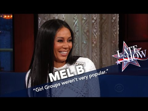 Mel B Reveals How The Spice Girls Got Their Names Mp3