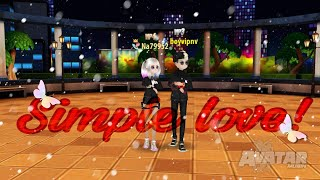 Simple love! Avatar Musik