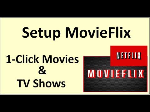 Kodi – Super Simple Setup Guide for MovieFlix - NetFlix-Like TV/Movie Add On