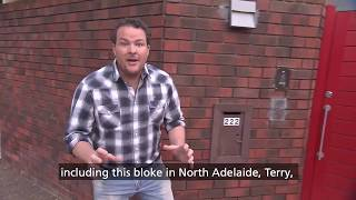 South Aussie with Cosi - Carbon Neutral  - Clip 6 Terry P