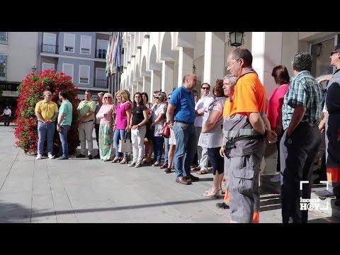 VÍDEO: Alonso desmiente la existencia de presiones de la policía local sobre el proyecto de Valoración de Puestos de Trabajo