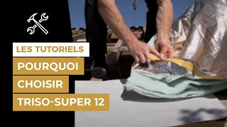 Pourquoi choisir TRISO-SUPER 12 ?