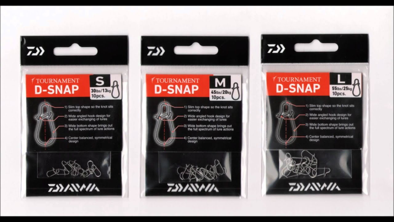 Daiwa Tournament D/´Snap Swivel D