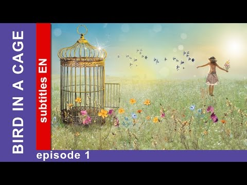 Bird in a Cage  Episode 1. Russian TV Series. StarMedia. Melodrama. English Subtitles