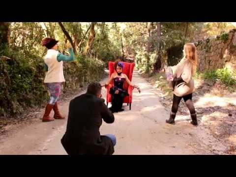 Making of  Paricia Tavares by Tito Elbling