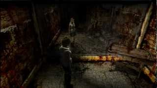 Silent Hill 3 (PC) - The Gore Room (Gameplay) [HD]
