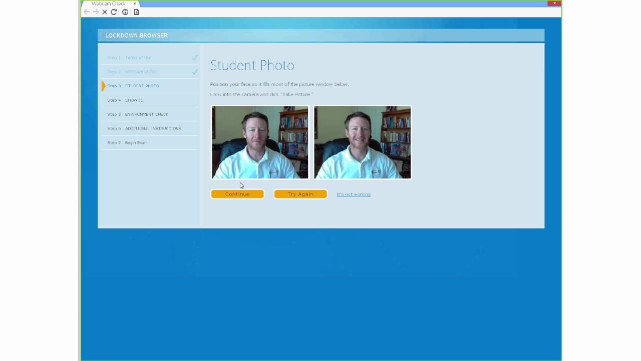 Student Perspective (LockDown Browser & Respondus Monitor)